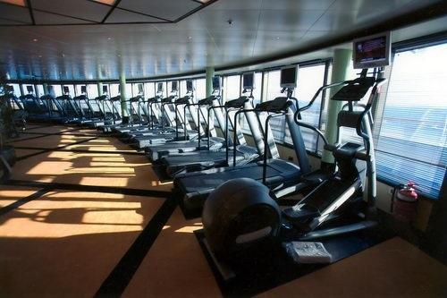 New gym centre bujang terlajak laris